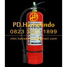 ALAT TABUNG PEMADAM API APAR HARGA MURAH 6 KG ABC DRYCHEMICAL POWDER