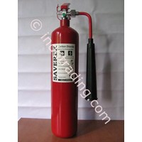 Jual Alat Tabung Pemadam Api Apar Harga Murah 2 3 Kg 5 Lbs Gas Co2 Karbon Dioksida 2