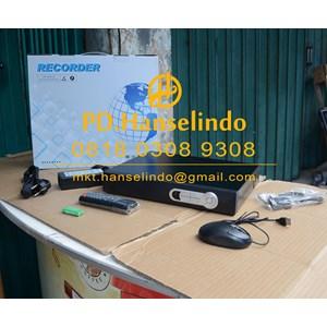 DVR CCTV JUAN 8 CHANNEL 1080+IP+AHD+TVI+ANALOG MURAH
