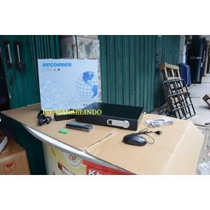 DVR CCTV JUAN 4 Channel 1080+IP+AHD+TVI+ANALOG Murah