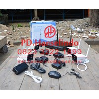 Distributor DVR CCTV Kit 4 Chanel 3