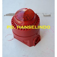 Beli SOUNDER AND BEACON LIGHT PERLENGKAPAN FIRE ALARM HARGA MURAH 4