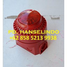SOUNDER AND BEACON LIGHT PERLENGKAPAN FIRE ALARM HARGA MURAH