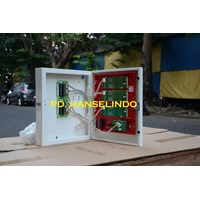 Jual FIRE ALARM - ANNOUNCIATOR PANEL KAP. 15 ZONE MURAH BERMUTU 2