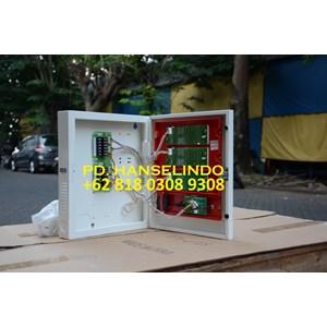 FIRE ALARM - ANNOUNCIATOR PANEL KAP. 15 ZONE MURAH BERMUTU