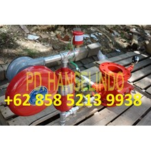 SPRINKLER ALARM VALVE WATER SUPPLIES GONG 4