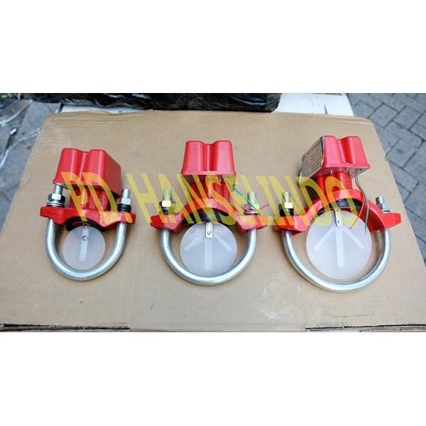"""PERLENGKAPAN HYDRANT FIRE SYSTEM SPRINKLER WATER LEVEL FLOW SWITCH 2.5"""""""