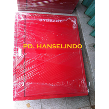 HYDRANT BOX INDOOR COMPLETE A2 CS2LOK - LOKAL