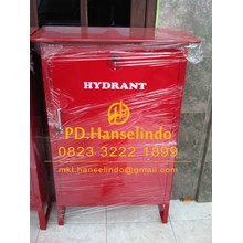 HYDRANT BOX OUTDOOR COMPLETE SET C