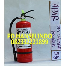 TABUNG APAR DRY CHEMICAL POWDER ALAT PEMADAM API RINGAN