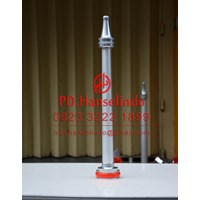 JET NOZZLE MACHINO - ALUMINIUM - 1.5 PENYEMPROT AIR