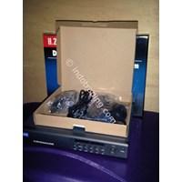 Paket Dvr Standalone H264 Kamera Cctv 4 Channel 1