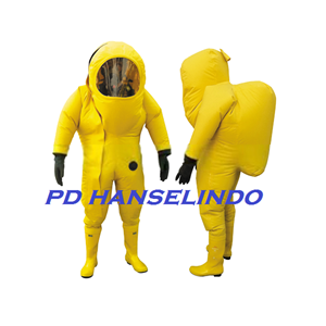 CHEMICAL PROTECTIVE SUIT FOR FIRE FIGHTERS APPROVAL HEAVY DUTY RHF-I