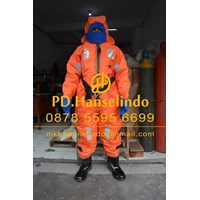 Jual PERALATAN MARINE SAFETY KAPAL IMMERSION SURVIVAL SUIT FANGZHAN MURAH