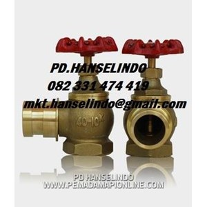 FIRE SYSTEM CONNECTION  KRAN HYDRANT VALVE MACHINO KUNINGAN 1.5