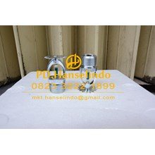 FIRE HYDRANT HEAD SPRINKLER PENDANT 3PER4