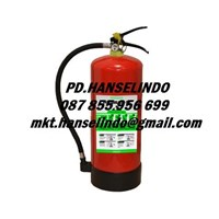 FIRE EXTINGUISER GAS HCFC-123 6KG MURAH TABUNG APAR ALAT PEMADAM API  1