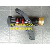HANDLINE PROTEK GUN NOZZLE 366 NHT + ADAPTOR STORZ 1.5 HARGA MURAH 1