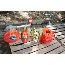 Fire Sprinkler VALVE CW WATER GONG - 3
