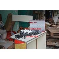 PAKET DVR CCTV AHD 4 KAMERA 1.0 HARGA GROSIR MURAH LENGKAP