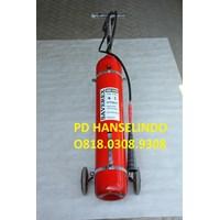 MTT-45-50 TABUNG TROLI RODA ISI GAS CO2 MERK SAVEREX 45 KG MURAH