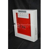FIRE ALARM ANNOUNCIATOR CONTROL PANEL ABS 5 ZONE BERKUALITAS DAN MURAH
