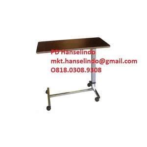 ALAT MEDIS MEJA PASIEN OVER BED TABLE - TYPE RC-CO RONG CHANG