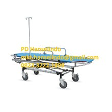 ALAT MEDIS KESEHATAN FOLDING BED (STEEL) - TYPE RC-B-6B RONG CHANG