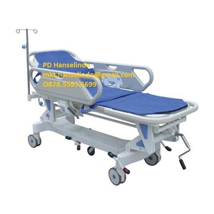 RANJANG MEDIS ALAT RUMAH SAKIT RESCUE STRETCHER BED - TYPE RC-B6 RONG CHANG