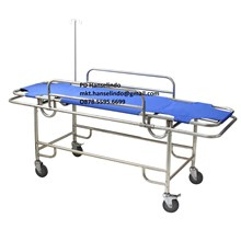 TEMPAT TIDUR MEDIS STAINLESS RESCUE BED - TYPE RC-B3 RONG CHANG