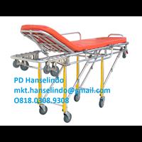 Distributor RANJANG PASIEN ALUMINUM AMBULANCE STRETCHER - TYPE RC-A2 RONG CHANG 3