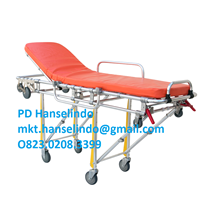 RANJANG PASIEN ALUMINUM AMBULANCE STRETCHER - TYPE RC-A2 RONG CHANG