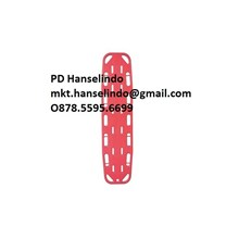 SPINE BOARD (CHILD PLASTIC STRETCHER) - TYPE RC-E6 [RONG CHANG]