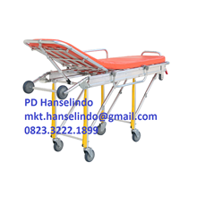 RANJANG PASIEN ALUMINUM AMBULANCE STRETCHER - TYPE RC-A1 RONG CHANG