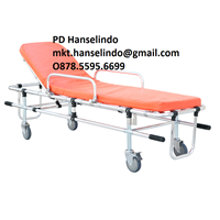RANJANG BESI ALUMINUM AMBULANCE STRETCHER - TYPE RC-A6 RONG CHANG 1