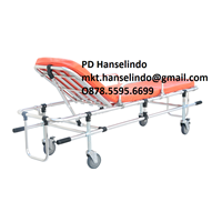 Jual RANJANG BESI ALUMINUM AMBULANCE STRETCHER - TYPE RC-A6 RONG CHANG 2