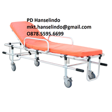 RANJANG BESI ALUMINUM AMBULANCE STRETCHER - TYPE RC-A6 RONG CHANG