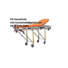 RANJANG PASIEN ALUMINUM AMBULANCE STRETCHER (SEPARABLE) - TYPE RC-A3 RONG CHANG