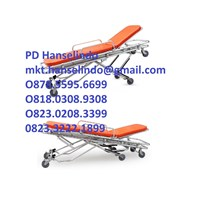RANJANG PASIEN ALUMINUM MULTIFUCTIONAL AMBULANCE STRETCHER - TYPE RC-A4 RONG CHANG 1