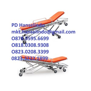 RANJANG PASIEN ALUMINUM MULTIFUCTIONAL AMBULANCE STRETCHER - TYPE RC-A4 RONG CHANG
