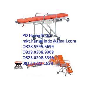 RANJANG BANGKU PASIEN CHAIR FORM AMBULANCE STRETCHER - TYPE RC-A5 RONG CHANG