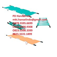 TANDU LIPAT EVAKUASI DOUBLE FOLDING STRETCHER - TYPE RC-F1