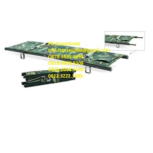 TANDU LIPAT DOUBLE FOLDING STRETCHER - TYPE RC-F5 RONG CHANG