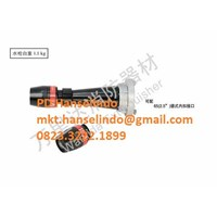 NOZZLE WATER GUN SPRAY NOZZLE RECOILLESS FIRE-FIGHTING LANCE