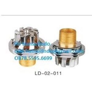 FIRE HYDRANT HEAD SPRINKLER FINISHED EXPORT SERIES - TYPE LD-02-011 JIANENG
