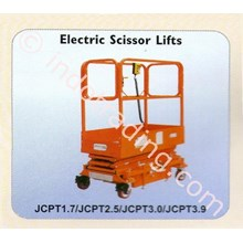 Electrik Scissor Lifts Jcpt