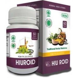 Hiu Roid Obat Herbal Wasir
