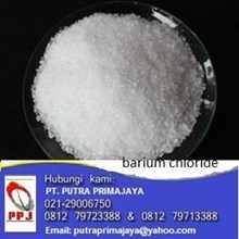 Biochemistry-Barium Chloride
