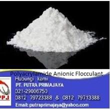 Jual Polyacrylamide Anionic Flocculant