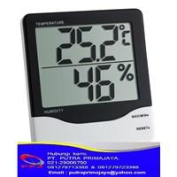 Jual Thermohygrometer - Higrometer
